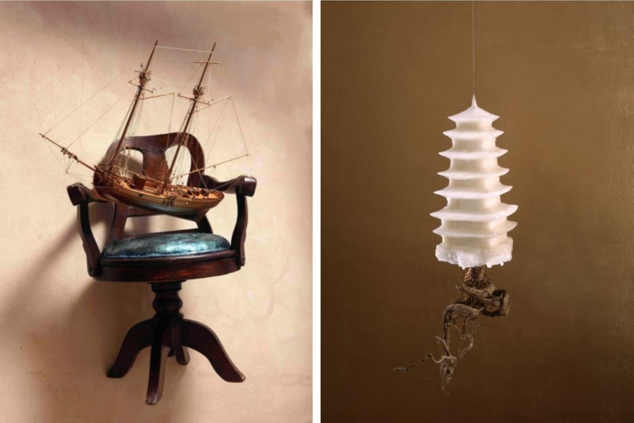 W. Turner | Pagoda | Pamen Pereira