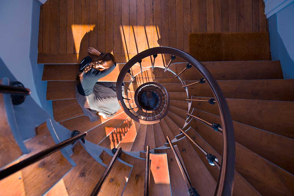 @Leila Amat | La espiral