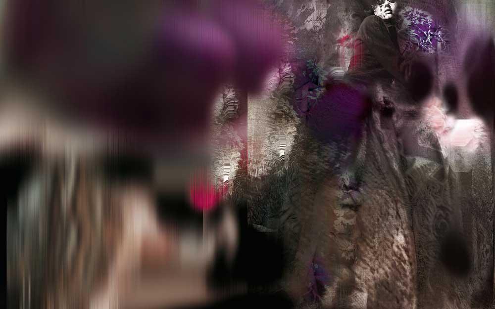 © Emma Fernández Granada | Por el púrpura convulso de aquel poema