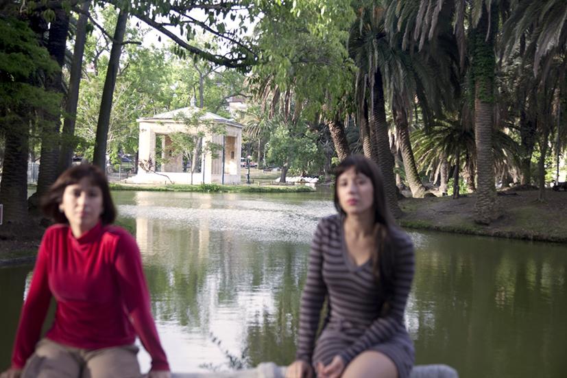 © Verónika Marquez Serie Montevideo Parque Rodo