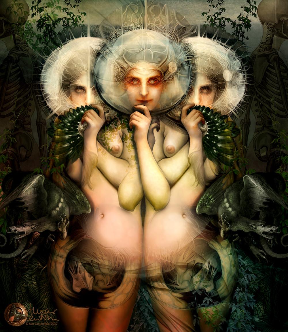 © Mar Canton | Doll Ida | Mujeres Mirando Mujeres | MMM17