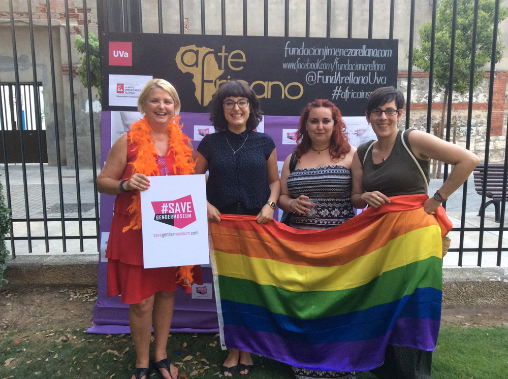 Oliva Cachafeiro y Marta Álvarez | #OCCUPYGENDER | Proyectos Invitados | Mujeres Mirando Mujeres | MMM17
