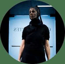 Amaya González Reyes | Artistas El poder de la presencia | IV Mujeres Mirando Mujeres