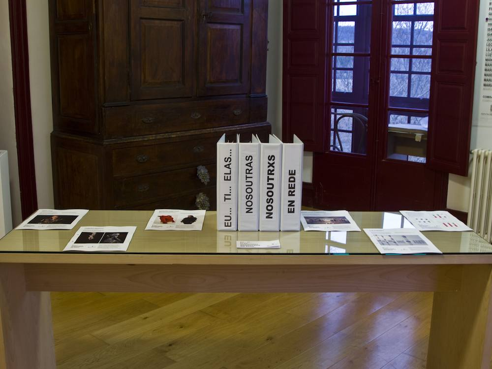 Galicia | Encarna Lago | YO, TÚ, ELLAS, NOSOTRAS, NOSOTRXS EN REDE | Proyectos Invitados | Mujeres Mirando Mujeres | MMM18