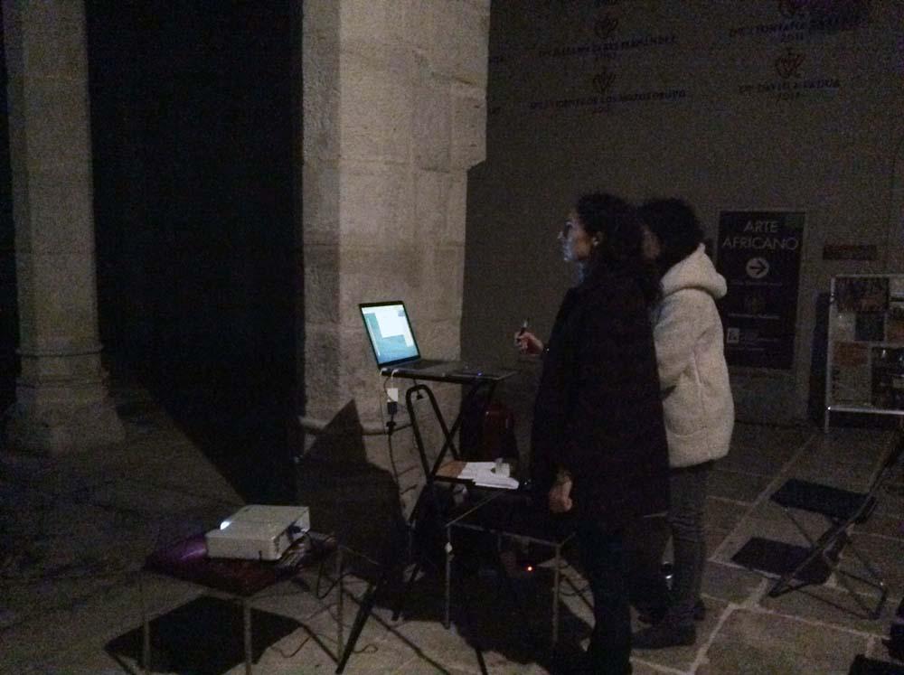 © Oliva Cachafeiro  performance