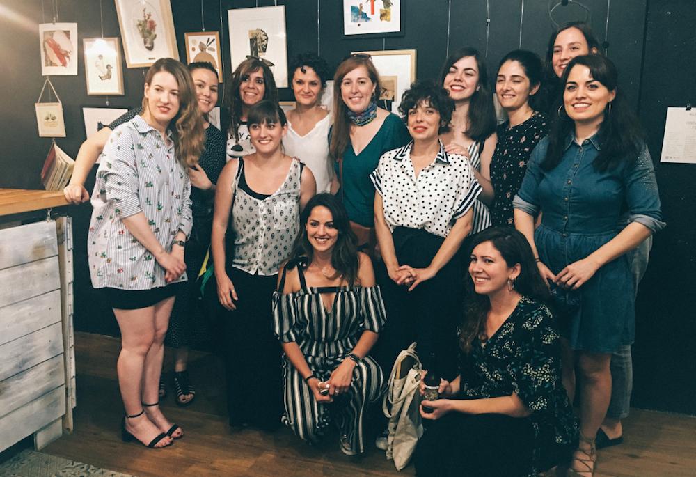 Anna Roig | Mujeres que cortan y pegan | Proyectos Invitados | Mujeres Mirando Mujeres | MM18