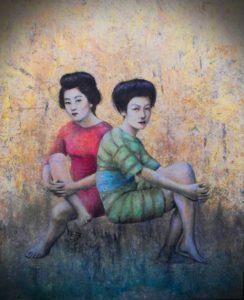 ©Sandra de Jaume   Aina Ferrero-Horrach   V Mujeres Mirando Mujeres   VMMM