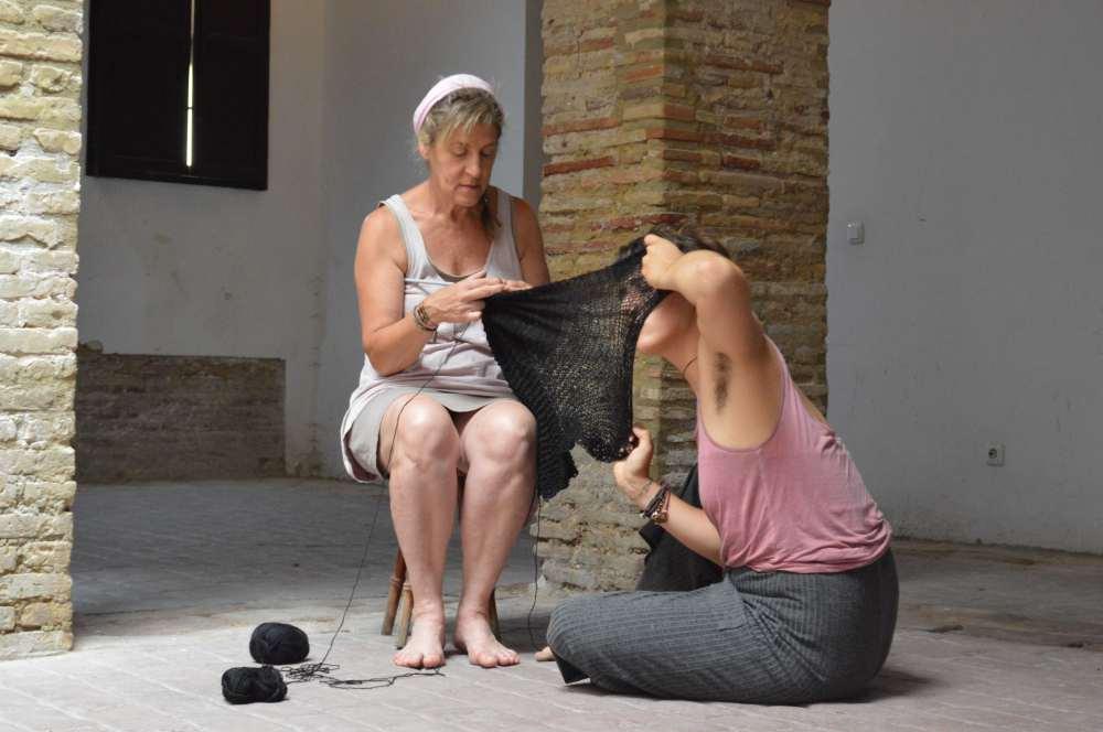© Liliana Luis Sogues | Carmen Navarrete | Mujeres Mirando Mujeres | VMMM