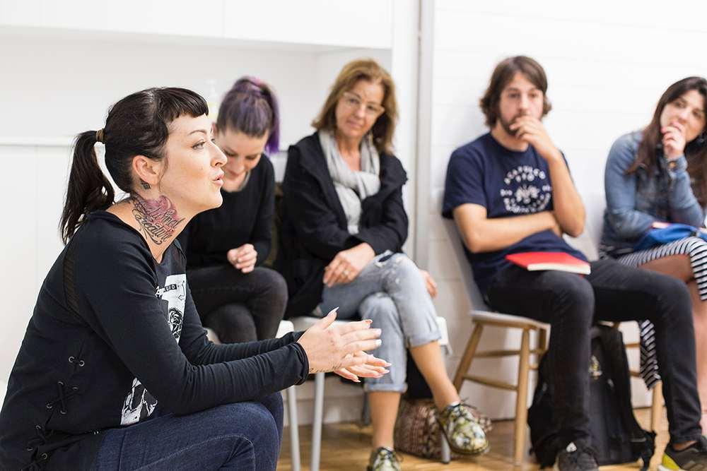 Clara Rodríguez Cordeiro | 7H coop | Proyecto invitado Mujeres Mirando Mujeres | VMMM