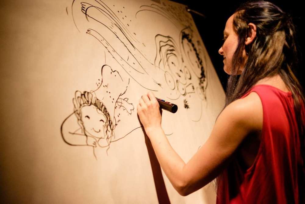 © Eloisa Alcuati | Audrey García | Mujeres Mirando Mujeres | MmiraM19