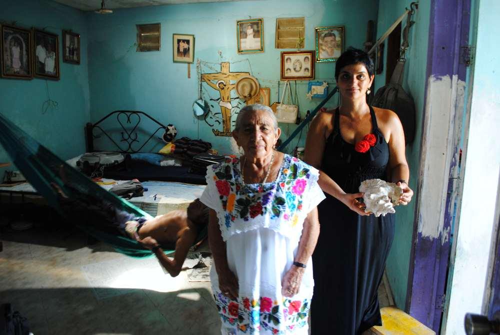© Mercedes Bautista |Leticia Palomo | Mujeres Mirando Mujeres | MmiraM19