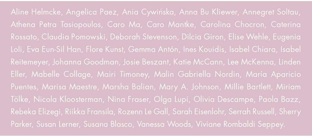 Rebeka Elizdegi | Collage firmado por mujeres | proyecto invitado | Mujeres Mirando Mujeres | MmiraM19