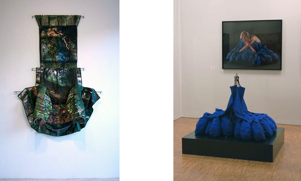 © Naia del Castillo | New Territories, 2010 | The two sisters, 2005
