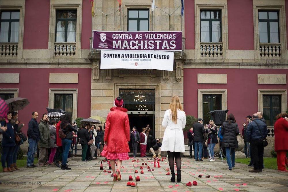 Paula Cabaleiro | Mulleres en Acción: Violenzia Zero | Proyectos Invitados | Mujeres Mirando Mujeres | MMM17 | mujeres que miran
