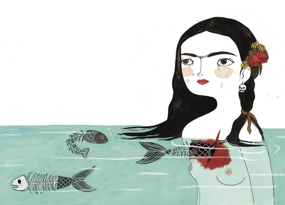 © María Hesse | Raquel Moraleja |Mujeres Mirando Mujeres |MMM17