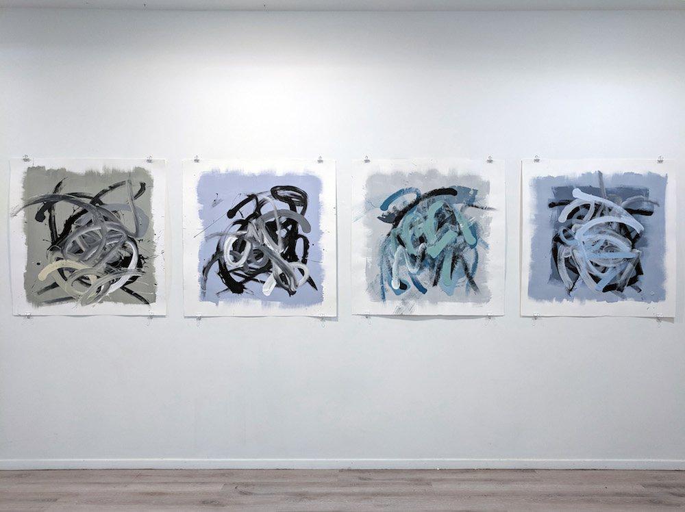 © Nuria Lago | Elena Bangueses | Presentación | Mujeres Mirando Mujeres | MMM18