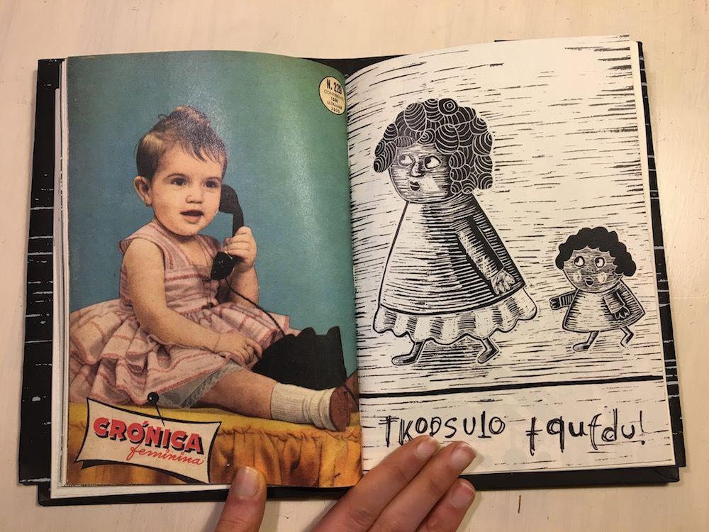 Alice Geirinhas | Ana Maria Pereirinha | presentaciones | Mujeres Mirando Mujeres | MMM18