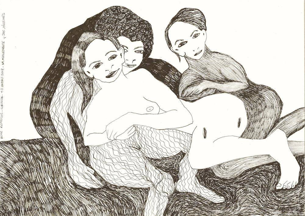 © Reme Remedios   Pilar Bonet   Mujeres Mirando Mujeres   MMM18
