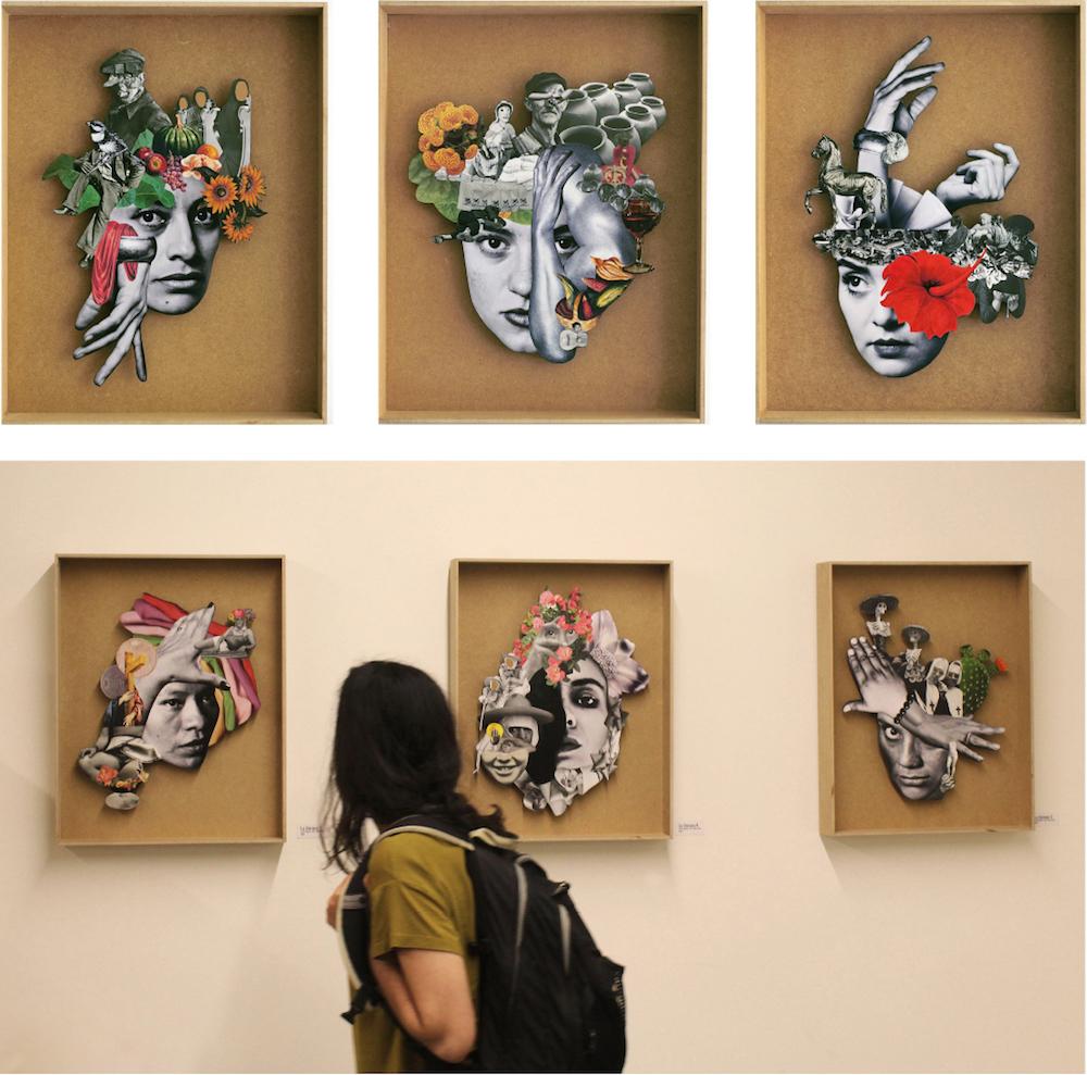 La llorona - Serie de 10 piezas © Foto: Paul Lataburu
