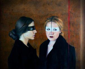 © Sandra de Jaume | Aina Ferrero-Horrach | V Mujeres Mirando Mujeres | VMMM