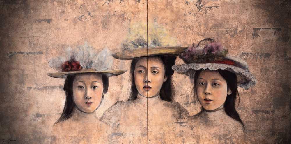© Sandra de Jaume   Aina Ferrero-Horrach   V Mujeres Mirando Mujeres   VMMM