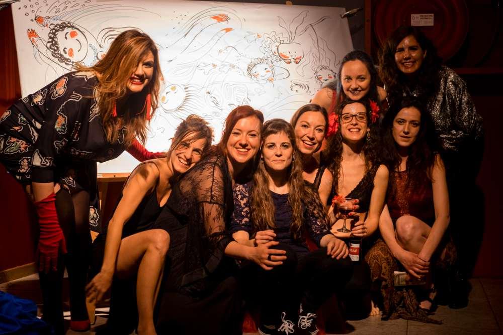 © Eloisa Alquati | Audrey García | Mujeres Mirando Mujeres | MmiraM19