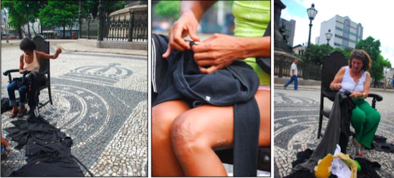 © Luzia Ribeiro   Bruna Costa  Mujeres Mirando Mujeres   VMMM