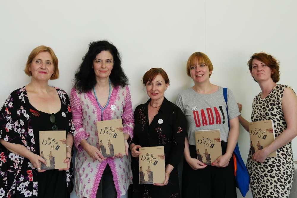 Nekane Aramburu | Dones Dadá | Mujeres Mirando Mujeres | VMMM