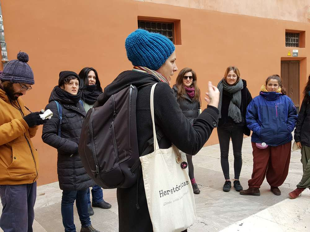 Herstóricas | Proyecto Invitado | Mariela Maitane, Marta Casquero y Sara López | Mujeres Mirando Mujeres | MmiraM19