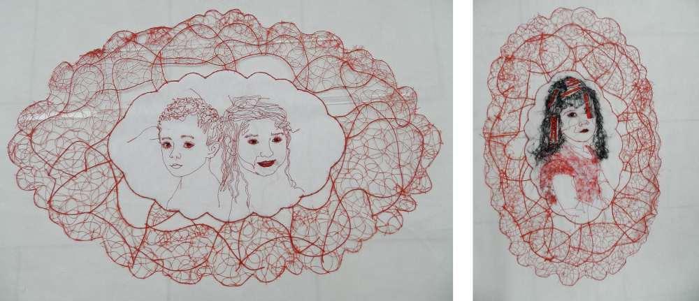 © Carmen Imbach   María Ortega   Presentación   Mujeres Mirando Mujeres   MmiraM19