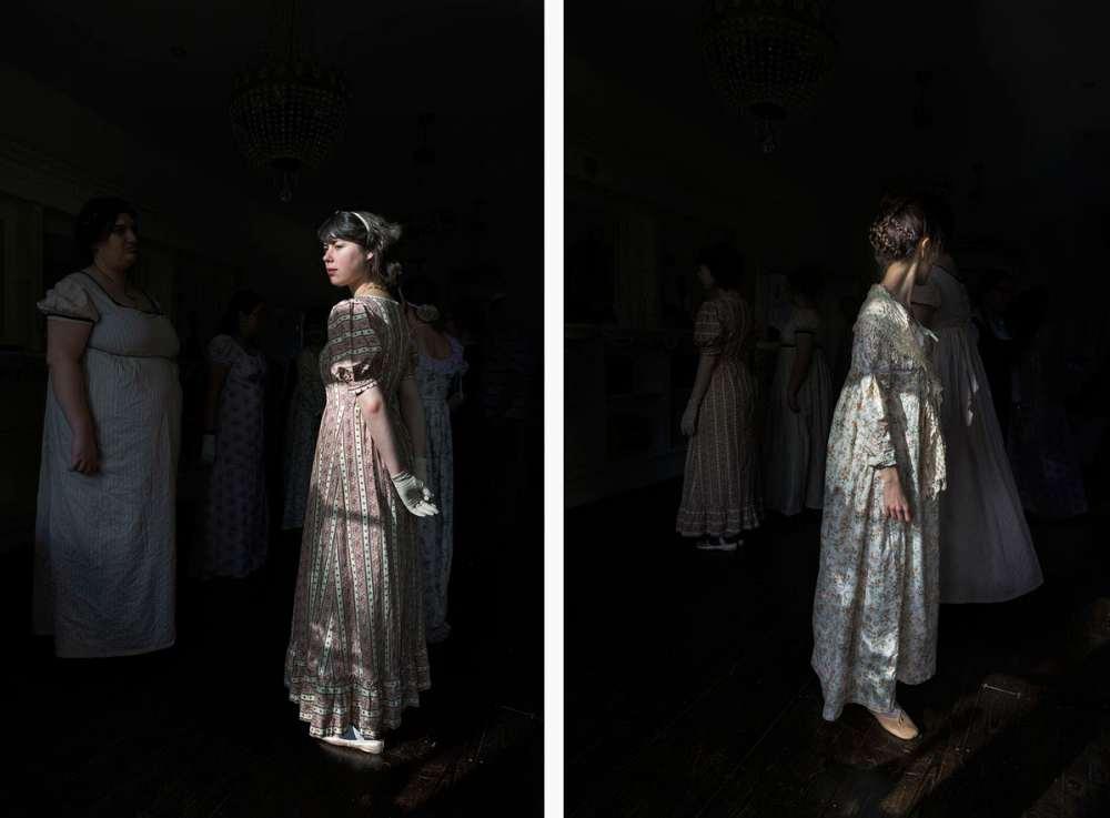 © Alejandra Carles-Tolrá | Laura Salvadó | Presentación | Mujeres Mirando Mujeres | MmiraM19