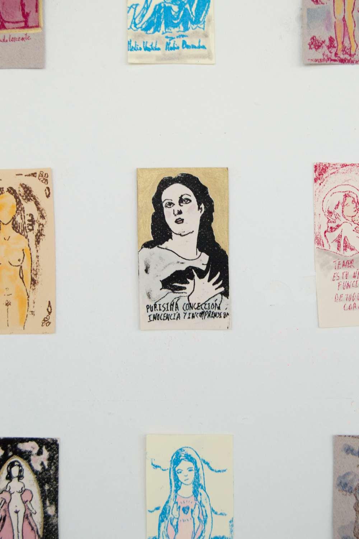 © Yolanda Santamaría | Montaña Hurtado | Entrevistas | Mujeres Mirando Mujeres | MmiraM19