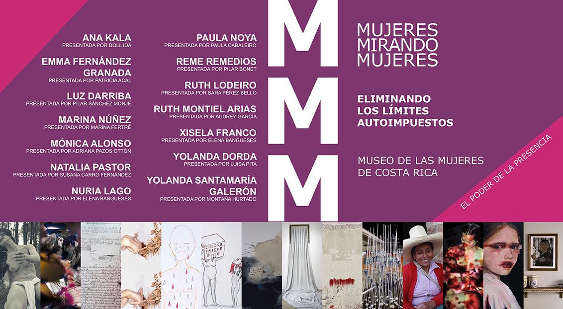 MMCR, Mujeres Mirando Mujeres, El de la presencia, Costa Rica