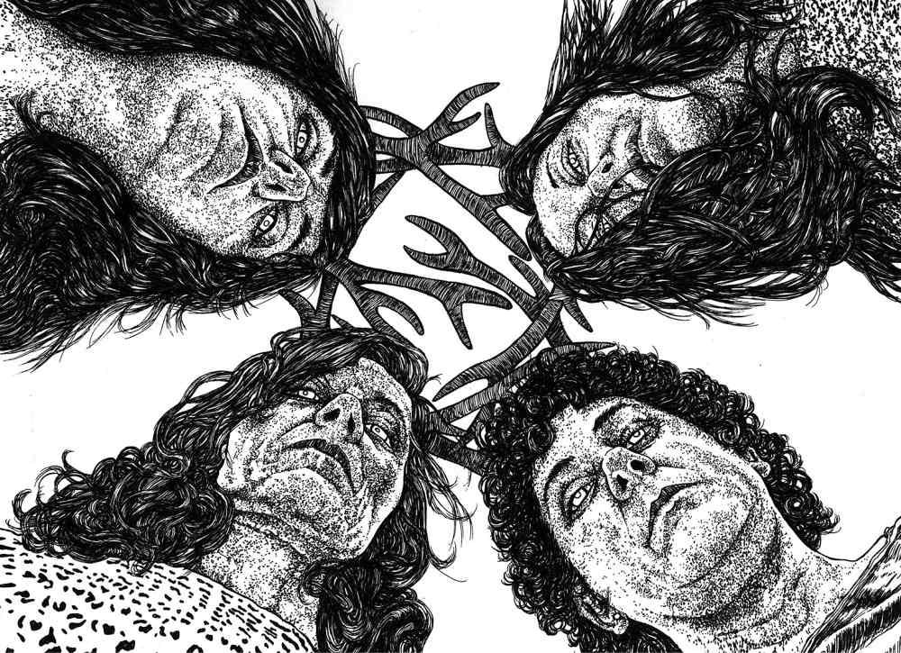 Witches. Marta Senra