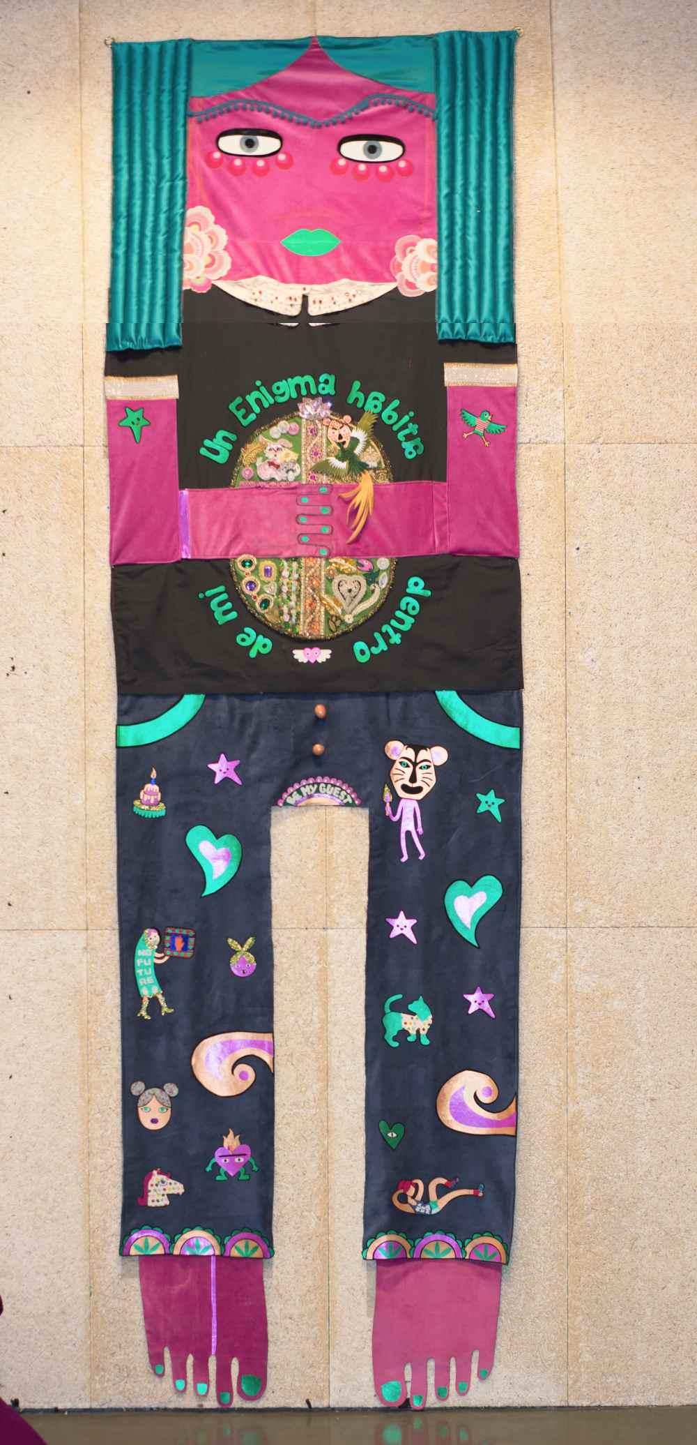 CAROL SOLAR Josefita-Textil-270 x 80cm -2019