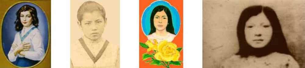 Mujeres santas. Laurita Vicuña o Sarita Colonia
