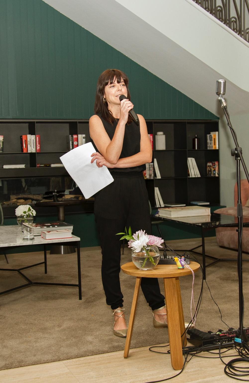 Eva Tamargo, fundadora y directora de El Club de las Mujeres (In) Visibles