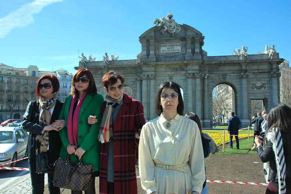 Miss Beige se introduce en el mercado asiático. Foto María Dain.