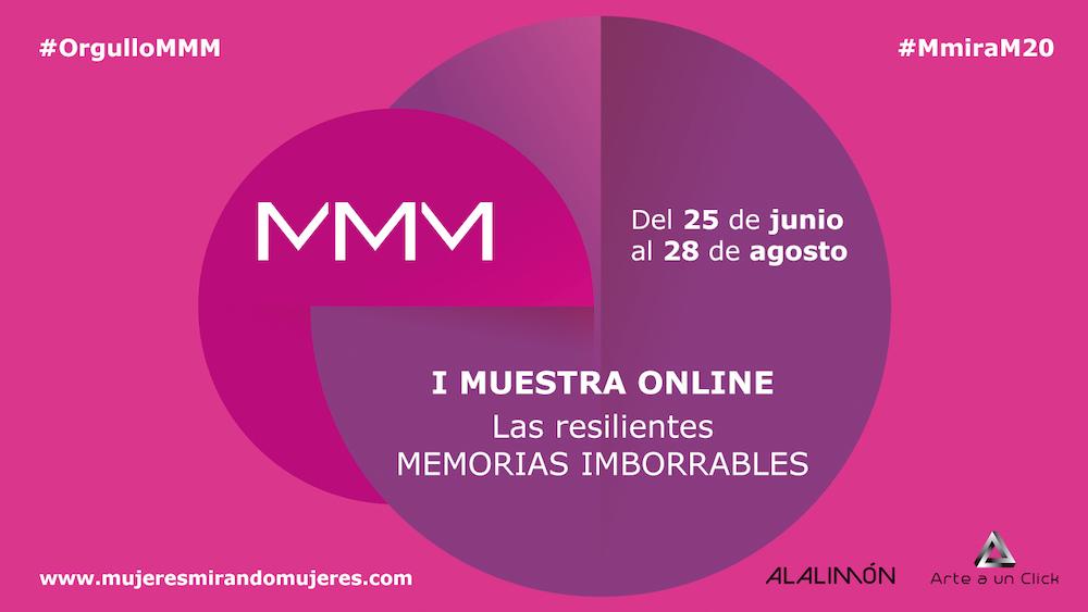 Las Resilientes: Memorias imborrables. Exposición online MMM Bienal MAV