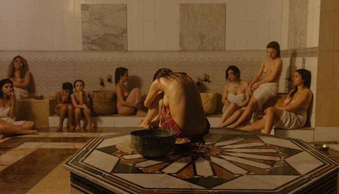 YUMNA AL-ARASHI Shedding Skin, video. 2018