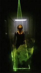 Luz y sentidos | Mujeres Mirando Mujeres | Judith Cisneros | Alicia Elisabeth Dalterio