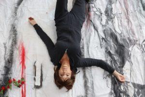 Aimée Joaristi Conversando con artistas latinoamericanas | Mujeres Mirando Mujeres | Iris Lam Chen