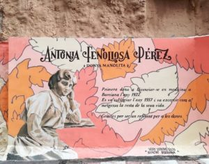 Antonia Fenollosa   MMM   Angie Vera   Irene Gras