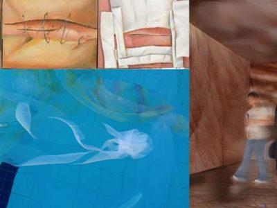 Mujeres Mirando Mujeres-presentaciones- artistas latinoamericanas-Karla Solano- Diana Doweck - Juliana Alves Kukuru