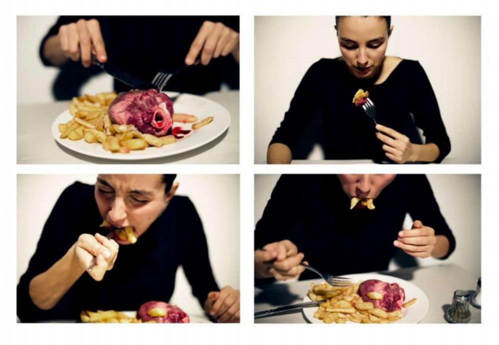 Heart and chips, 2015 NATALIA ALONSO ARDUENGO. NOEMÍ IGLESIAS BARRIOS | VII MUJERES MIRANDO MUJERES | VII MMM