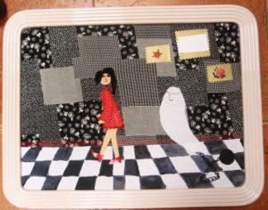 El fantasma_Bulgarcita Pingos | Mujeres Mirando Mujeres | Oliva Cachafeiro