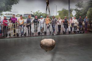 Teresa Margolles_la piedra | Mujeres Mirando Mujeres | Imma Prieto