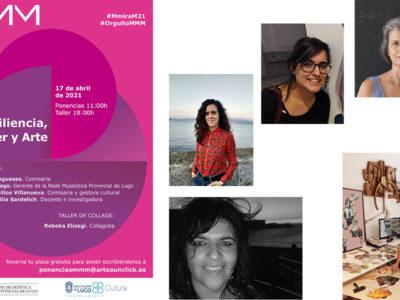 Elena Bangueses, Encarna Cano, Laura Pinillos Villanueva, María Emilia Sardelich, Rebeka Elizegi