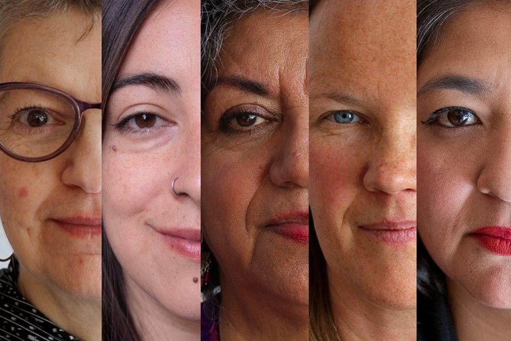 Polifonía vol. 1, entrevistas a mujeres creadoras sobre violencias masculinas. 2021. | Mujeres Creando: Montaje de lo Político |CLAUDIA CASTELAN | VII MUJERES MIRANDO MUJERES
