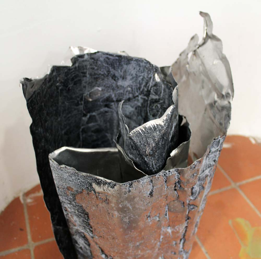 Escultura chapa 5